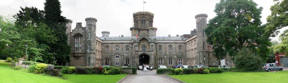 Studley Castle Wedding